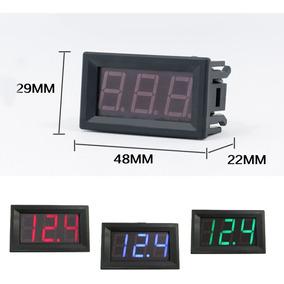 Voltímetro Digital Uso Doméstico V4.50 ~ V-30 Arduino Autom