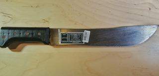 Machete Cuchillo Pulido Corneta De 12, 14 Y 16 Pulgadas.