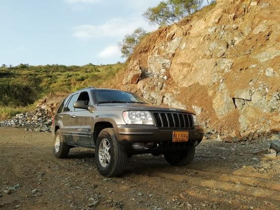 Jeep Grand Cherokee 99 V8 4,7cc 4x4 Negociable! $20,500.000