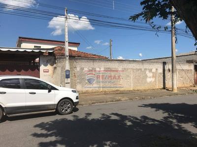 Terreno À Venda, 2470 M² Por R$ 1.000.000 - Cruz - Lorena/sp - Te0277