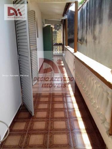 Sobrado Com 3 Dormitórios À Venda Por R$ 245.000,00 - Jardim Baronesa - Taubaté/sp - So0027