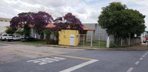 Imagem 1 de 30 de Jd. Leocadia - Prédio Comercial Para Alugar - Terreno 1517,00m2 E Construcao 400,00m² Por R$ 8.000,00 - Pr0012