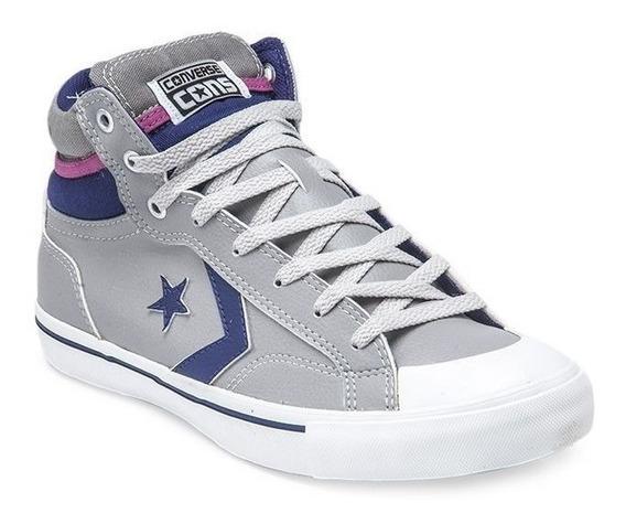 Zapatillas Converse Bota Pro Blaze Hi Dama- Envio Gratis!!!!