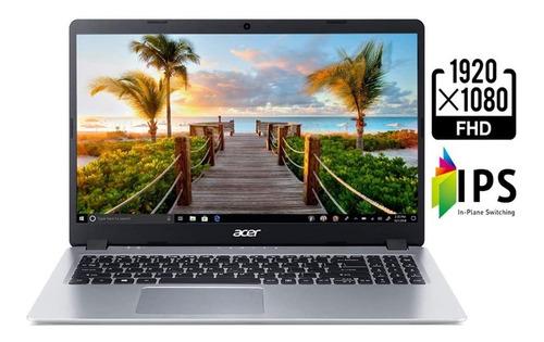 Acer Aspire 5 15,6  Fhd Adm Ryzen 3200 4gb Ddr4 128ssd W10