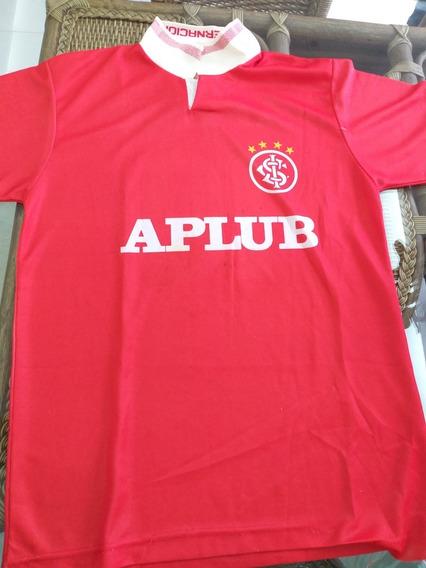 Camiseta Do Inter Aplub Anos 80