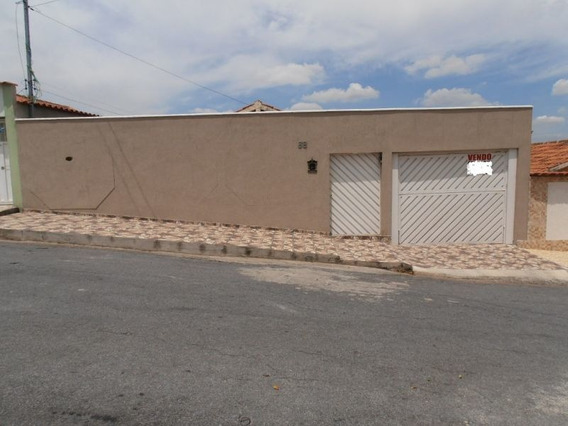 Casa Com 3 Quartos Para Comprar No Conjunto Habitacional Alto Das Flores Em Betim/mg - 758
