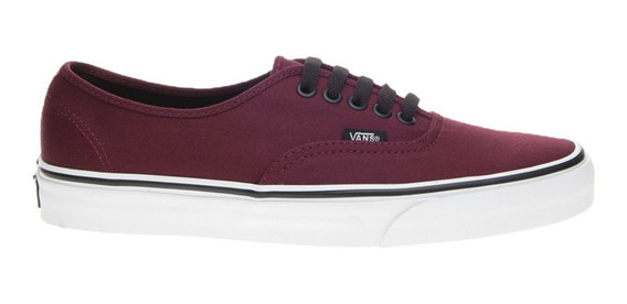 Championes Vans Authentic Bordeaux - La Isla