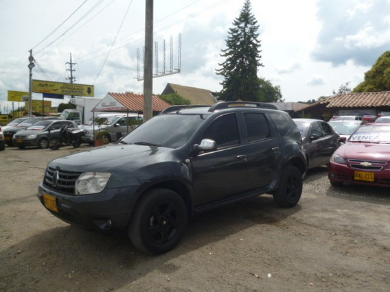 Renault Duster Dy At 4*2 2013 Cuero Gasolina Refull
