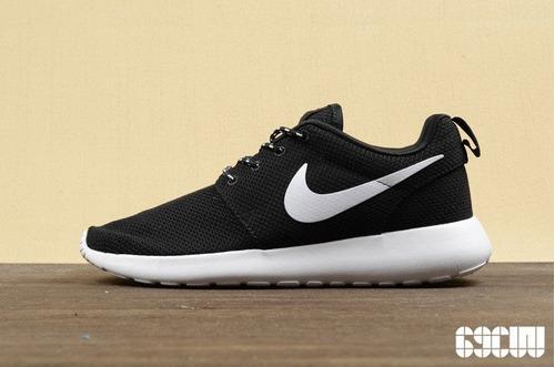 Compre Nike Roshe Run One Tanjun Zapatillas De Diseño Tanjun 3.0 Para Mujer Con Cordones Triples Blancas Negras London Olympic Runs Para Hombre
