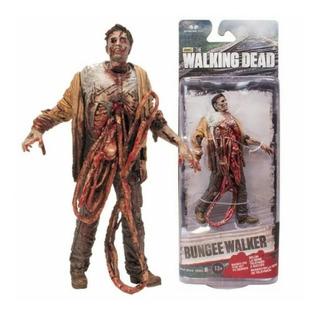Bungee Walker Zombie The Walking Dead Nuevo En Blister
