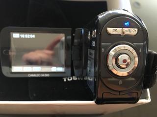 Vend/cambio Filmadora Toshiba Camileo Hd-conexión-youtube~35