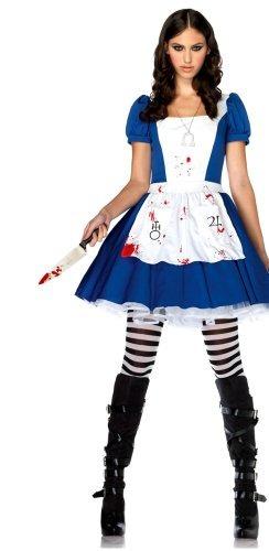 Disfraz De Cos2be Para Alice-locura Devoluciones Alice