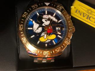 Reloj Invicta Hombre Disney Edicion Limitada Mickey