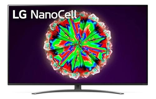 """Smart TV LG AI ThinQ 55NANO81UNA LED 4K 55"""" 100V/240V"""