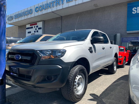Ford Ranger 2.5 Xl Cabina Doble Mt 2018
