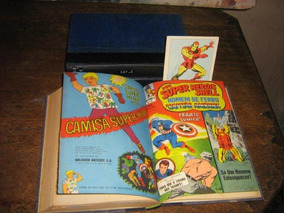 Capitão America E Homem Ferro Nºs 0 A 34 Ebal 1967 Original