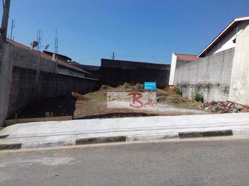Imagem 1 de 1 de Terreno Comercial À Venda, Loteamento Aída Haddad Jafet, Itatiba. - Te0477