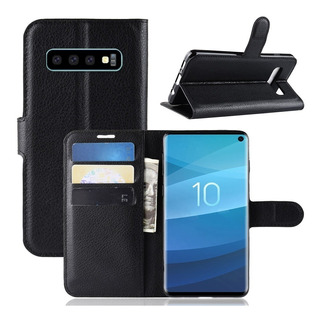 Funda Tipo Cartera Flip Samsung Galaxy S10 Plus