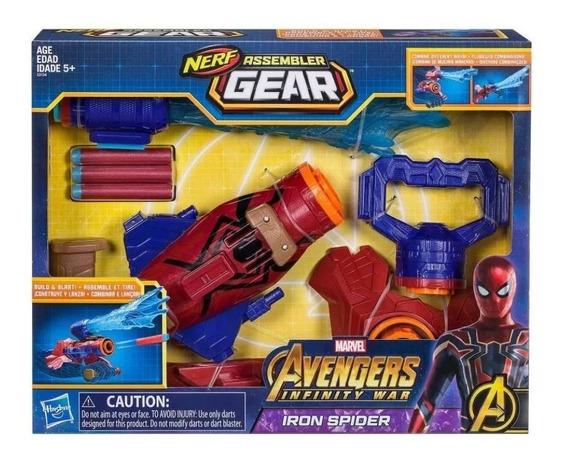 Nerf Assembler Gear Avengers Spider Man