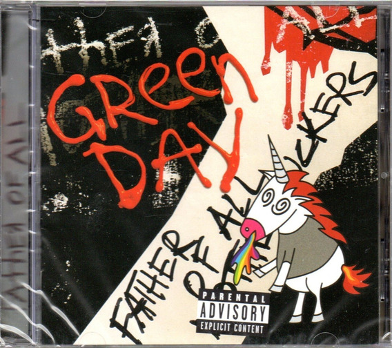 Green Day Father Of All Cd 2020 - Los Chiquibum