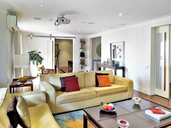Apartamento Para Venda Em São Paulo, Jardim Europa, 3 Dormitórios, 3 Suítes, 5 Banheiros, 3 Vagas - Fem 001v_1-1023362