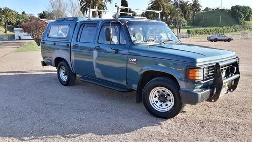 Chevrolet D-20 Custom