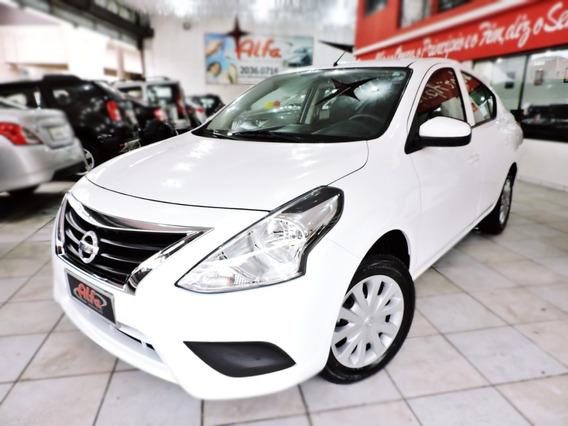Nissan Versa 1.0 Sem Entrada - Único Dono