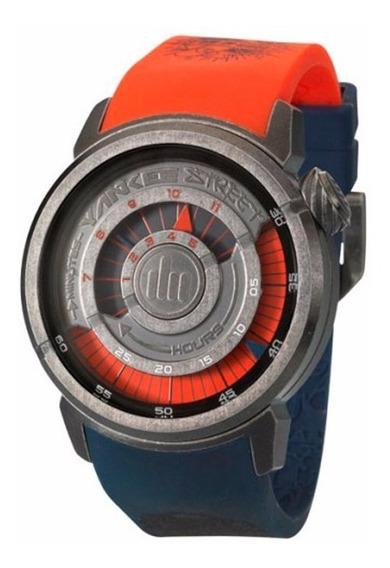 Relógio Yankee Street Masculino Ys30158r Vermelho Oferta