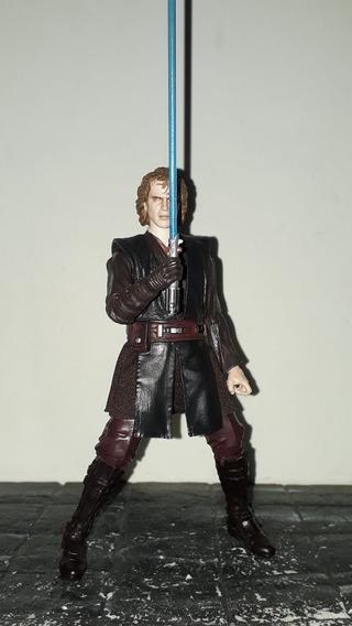 Anakin Star Wars Black Series Lançamento 16 Cm