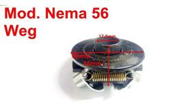 Centrífugo Do Motor Elétrico Weg 56 4polos Nema 56 D