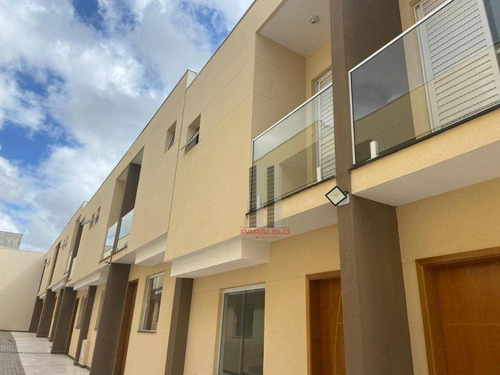 Sobrado Com 2 Dormitórios À Venda, 60 M² Por R$ 289.000 - Itaquera - São Paulo/sp - So1551