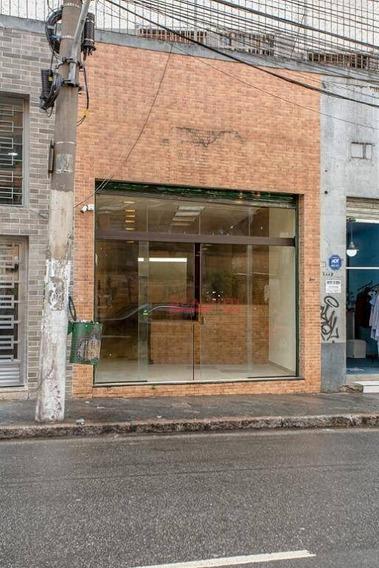 Loja Para Alugar, 237 M² Por R$ 7.500/mês - Vila Buarque - São Paulo/sp - Lo0075