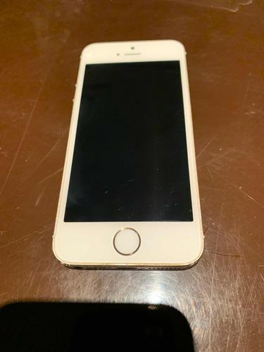 iPhone 5 S 16gb Usado Dourado Perfeito Estado Ótima Oportun