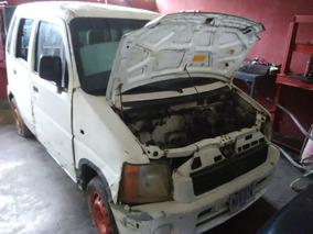 Camioneta Chevrolet Wagon R