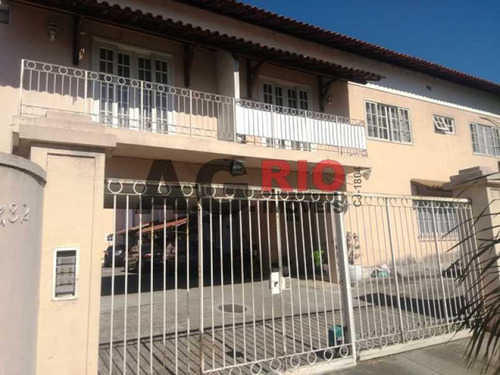 Imagem 1 de 7 de Casa Em Condomínio-à Venda-jardim Sulacap-rio De Janeiro - Vvcn20057