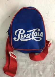 Pepsi-cola - Pequeña Mochila - Publicidad - Colección -