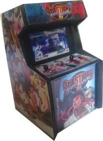 Mini Arcade Retro Decorativos Mortal Kombat