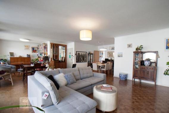 Apartamento No 7º Andar Com 3 Dormitórios E 2 Garagens - Id: 892971210 - 271210