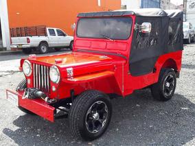 Willys Cj Modelo 1946
