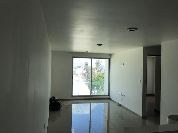 Renta Departamento En San Bartolo Atepehuacan Lindavista
