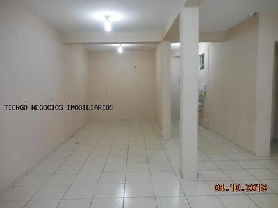 Salão Comercial Para Locação Em Limeira, Centro, 3 Banheiros - 7542