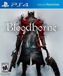 Bloodborne Ps4 Fisico - Audiojuegos