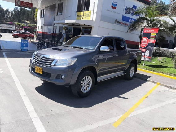 Toyota Hilux 2015 3.000