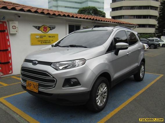 Ford Ecosport Se 4*2