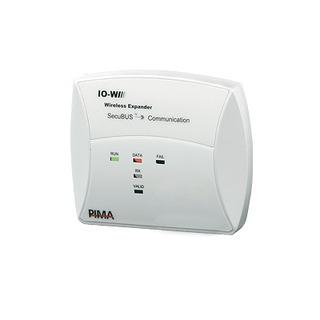 Receptor Inalámbrico Para Dispositivos Pima. Compatible C...