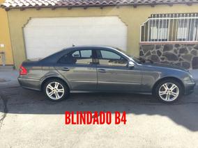 Mercedes Benz Clase E Blindado B4