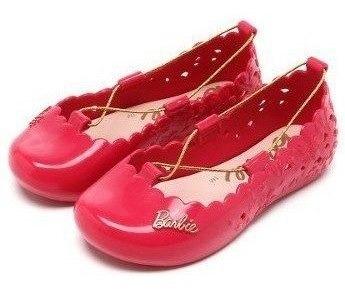 Sapatilha Barbie Trends Grendene Calçado Menina Original