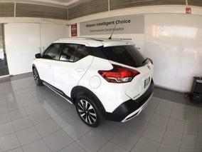 Nissan Kicks Kicks Exclusive Cvt A/c Negro 2019 Seminuevos