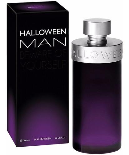 Imagen 1 de 2 de Perfume Caballero Jesus Del Pozo Halloween Man 200 Ml Edt Us