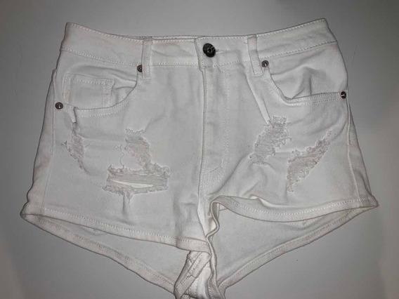 Short Hym Blanco